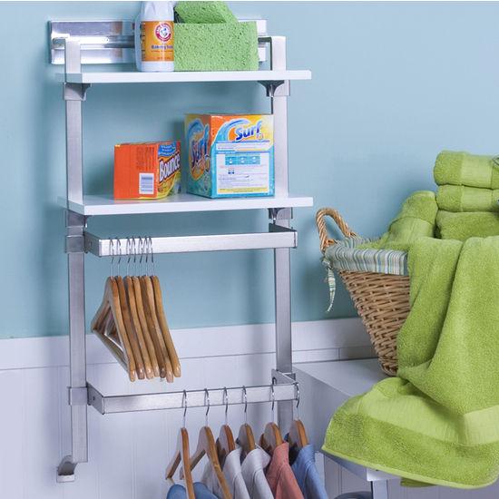 "pegRAIL 18"" Laundry Workstation Set"