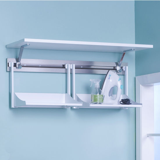 "pegRAIL 36"" Utility Shelf Set"