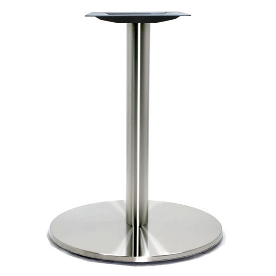4000 Series Turin Line Table Height Round Base