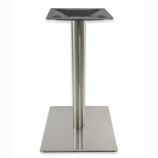 5000 Series Verona Line Table Height Square Base