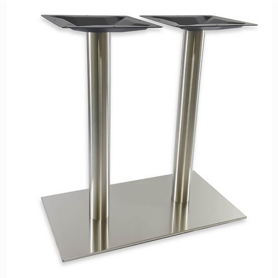 5000 Series Verona Line Table Height Rectangular Base