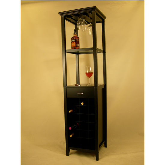 Galina Wine Rack Tower