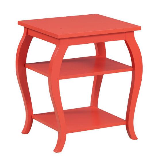 Panorama Orange Table