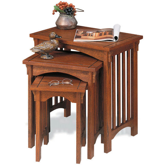 3 Piece Nesting Tables: PO-359