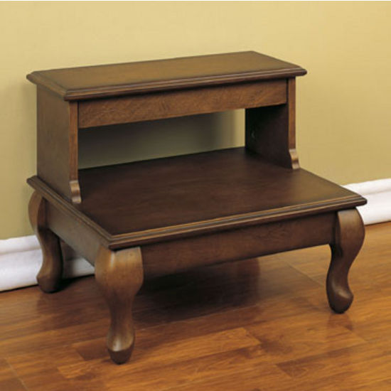 Powell - Bed Steps with Drawer