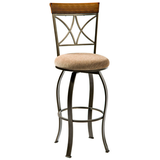 Hamilton Swivel Stool by Powell