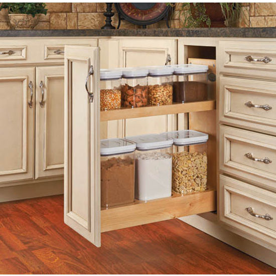 storage containers for kitchen cabinets pull out storage container base cabinet organizer with 8365