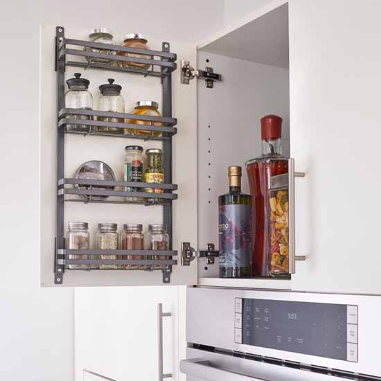 Spice Rack Situstional View