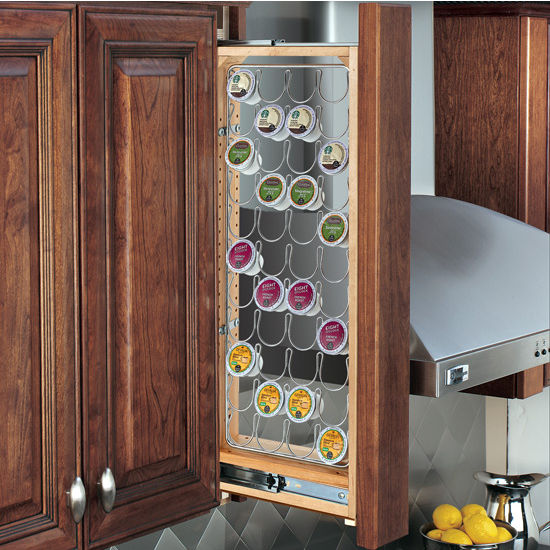 Rev A Shelf Kitchen Wall Cabinet Filler Pull Out Organizers Tall Narrow Cabinet For Perfect Spice Rack 3 And 6 Wide