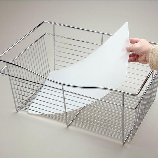 Rev-A-Shelf Closet Basket Plastic Liners 18'' W x 14'' Dx 7'' H