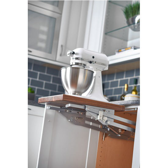 Rev A Shelf Heavy Duty Mixer Lift Mechanism With Soft