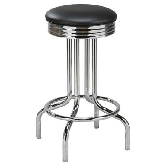Regal - Retro Style Metal Bar Stool