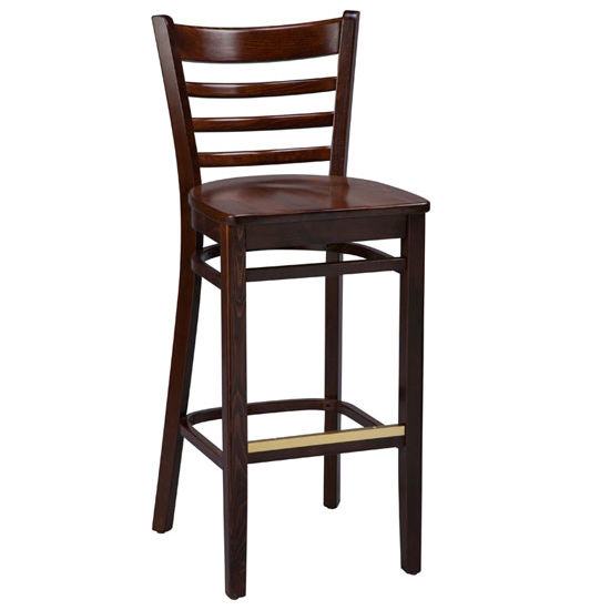 Regal - Wood Bar Stool