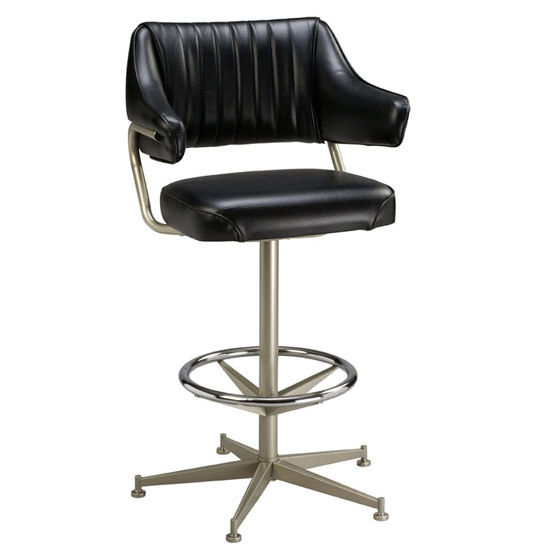 Regal - Retro Armchair Metal Bar Stool