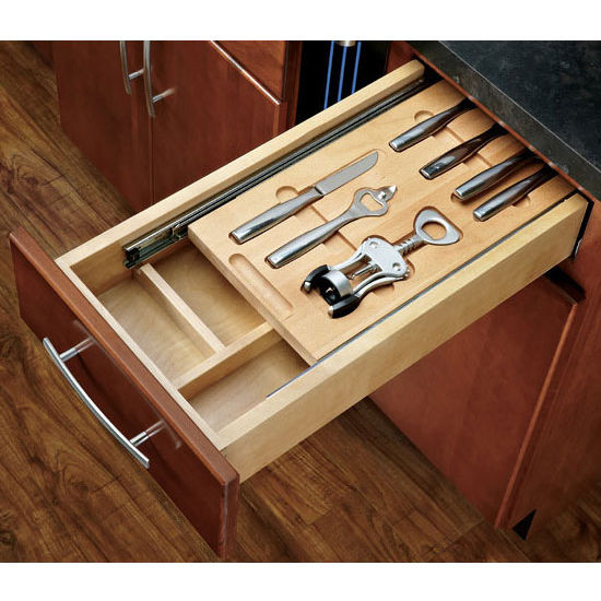 drawers under kitchen cabinets rev a shelf casetti cutlery drawer with blumotion 15065