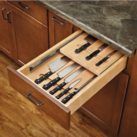 Rev A Shelf Casetti Cutlery Drawer With Blumotion Under