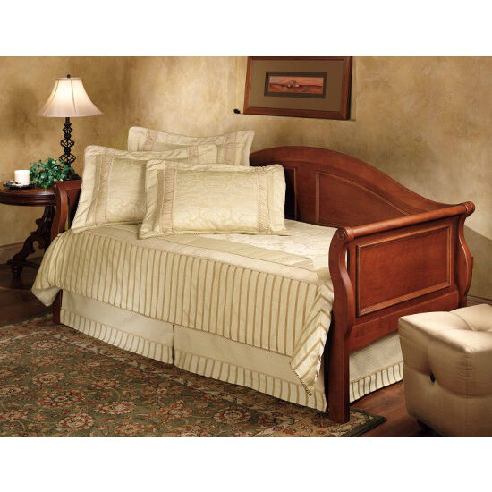 Bedford Daybed w/ Suspension Deck and Roll-Out Trundle Option