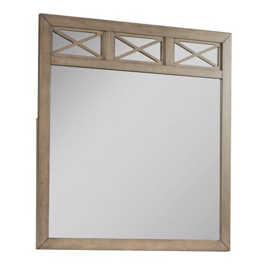 Randall Mirror Gray