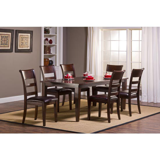Hillsdale Furniture 7-Pc Park Ave Set