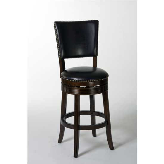 Sonesta Swivel Stool, Espresso