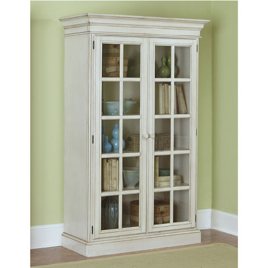 Hillsdale Furniture Pine Island Library Cabinet