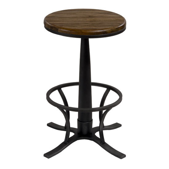 Rivage Backless Swivel Counter Stool