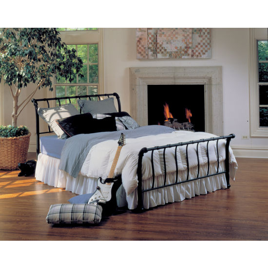 Janis Complete Queen Bed Set