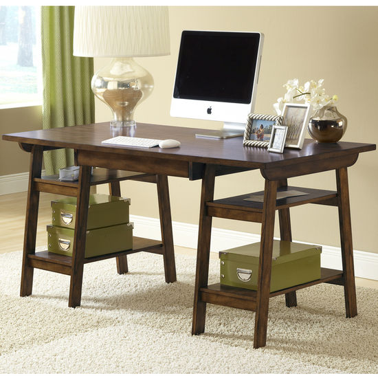Hillsdale Parkglen Desk, Cherry