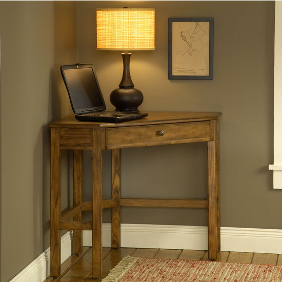 Hillsdale Solano Desk, Medium Oak