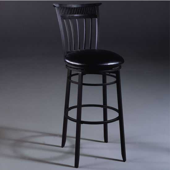 Hillsdale Furniture Cottage Swivel Counter or Bar Height Stool