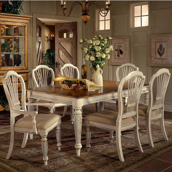 Wilshire Dining Set