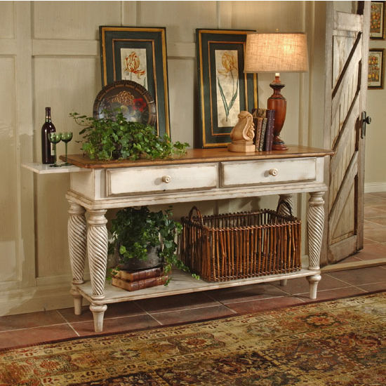 Wilshire Sideboard Table by Hillsdale Furniture