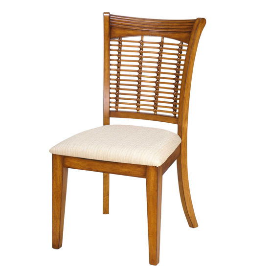 Hillsdale Bayberry Oak Chair, Pair