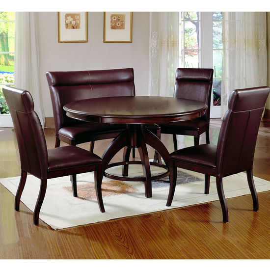 Nottingham 6-Piece Dining Set w/ Bench