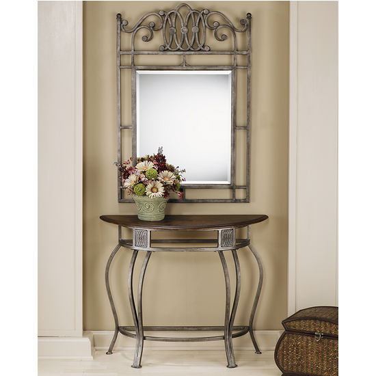 Montello Console Table & Mirror