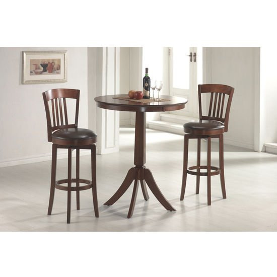 Plainview Bar Height Bistro Table Sets
