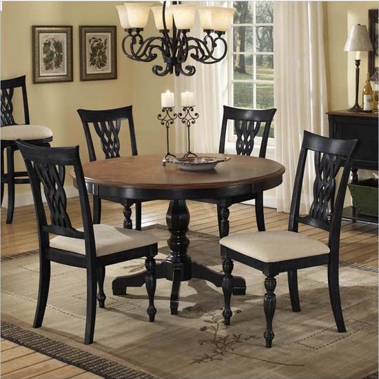 Embassy 5-Piece Dining Sets by Hillsdale