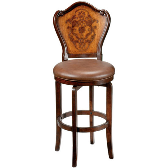 Hillsdale Furniture Lyon Counter or Bar Height Stool