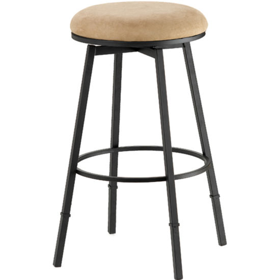 Hillsdale - Sander Bar Stool, Matte Black