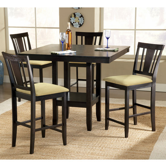 Hillsdale Furniture Arcadia 5-Piece Counter Height Dining Set