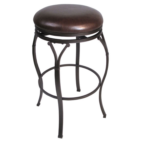 Hillsdale Furniture Lakeview Backless Counter or Bar Height Stool