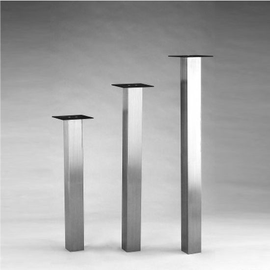 Steelbase Katrina Square Column Table Leg Kitchensource Com