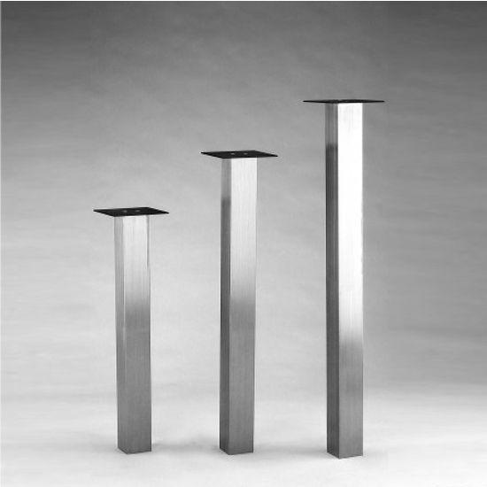 Steelbase katrina square column table leg kitchensource watchthetrailerfo