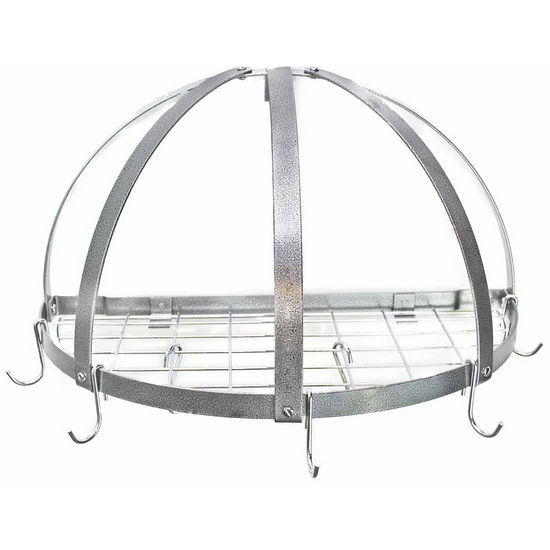 Rogar Pot Racks - Half Dome Pot Racks with Grid