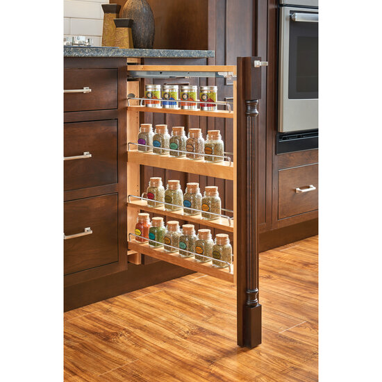 Soft-Close Base Cabinet Filler