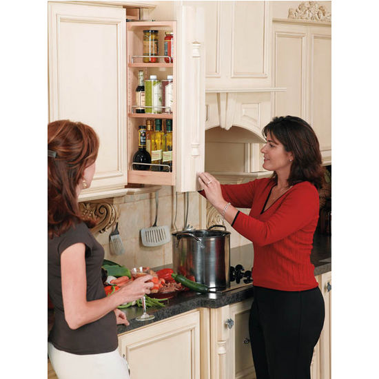 Kitchen Cabinet Pull Out Organizer: Kitchen Wall Cabinet Filler