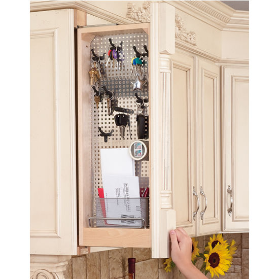 Wall Filler Pull Out Organizer