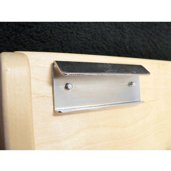 Adjustable Door Mount Spice Rack By Rev A Shelf