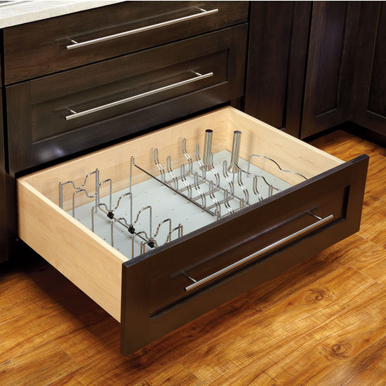 Rv Organization Accessories Custom RevAShelf Vinyl Peg Board Drawer Organizer System With Free