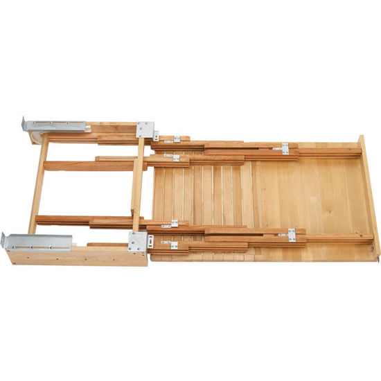 Rev A Shelf Wood Pull Out Table for Kitchen or Desk  : rv 4tt 2133 1a s3 from www.kitchensource.com size 550 x 550 jpeg 26kB
